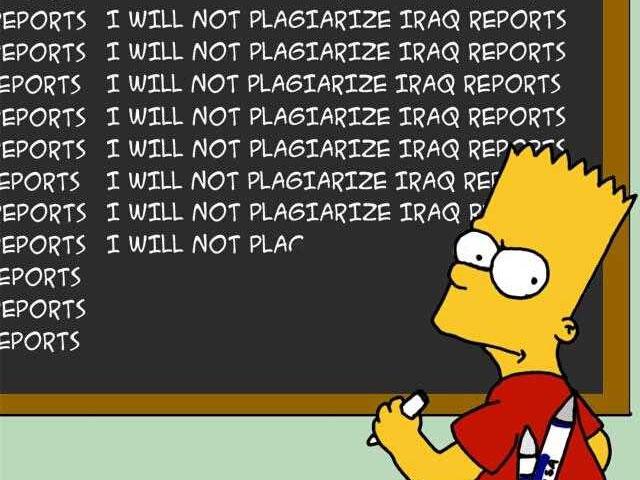 Essay plagiarism
