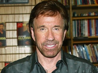 Chuck Norris, identified this election as the endorsement most sought after ...