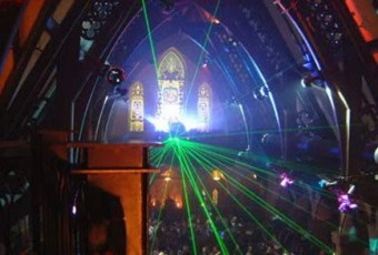 church-nightclub
