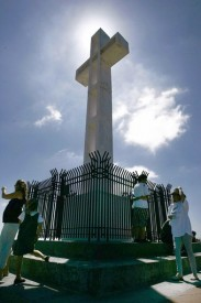 Mt. Soledad cross: Houses passes War Memorial Protection Act