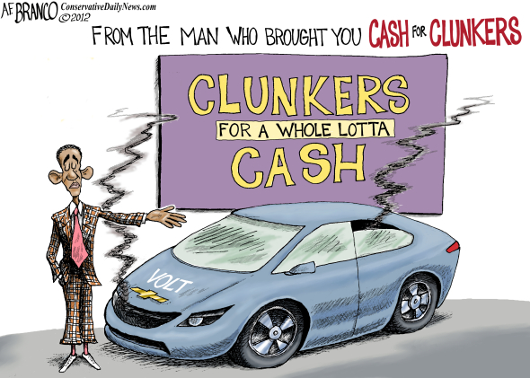 Cash For Clunkers >> From architect of Cash for Clunkers ... - WND