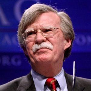 Former U.N. Ambassador John Bolton