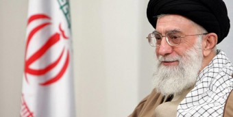 Khamenei 340x171 Declaration on Iran