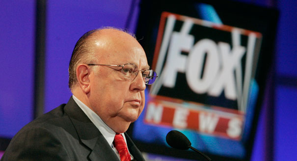 Fox News chief Roger Ailes