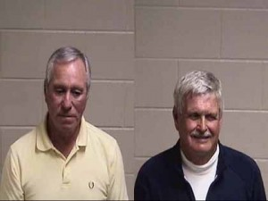Golfers Donald Nieto and Ronald Richardson arrested in Okaloosa County, Fla.