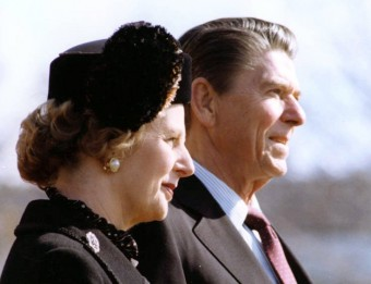 margaret-thatcher-ronald-reagan