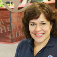 Patti Garibay, executive director or American Heritage Girls