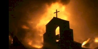 church_on_fire