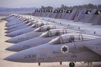 israel-air-force-jets