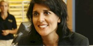 U.N Ambassador Gov. Nikki Haley