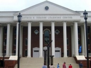 Liberty University's DeMoss Center