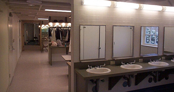 Colleges With Coed Bathrooms school sued for coed showers suddenly concerned about 'privacy'