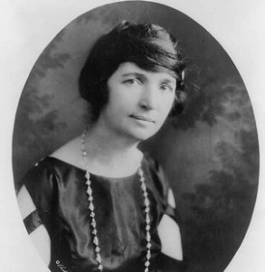Planned Parenthood founder Margaret Sanger is a heroine of the Democratic Party and a notorious racist.