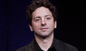 Google President Sergey Brin