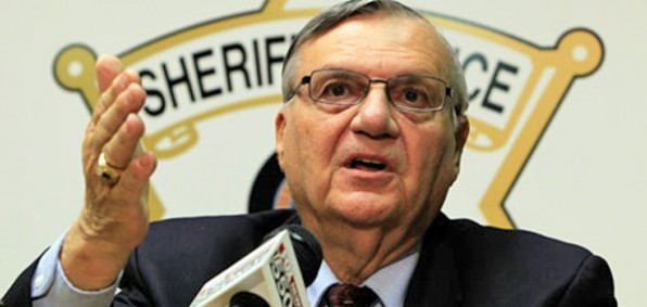 Sheriff Joe Arpaio, Maricopa County, Arizona