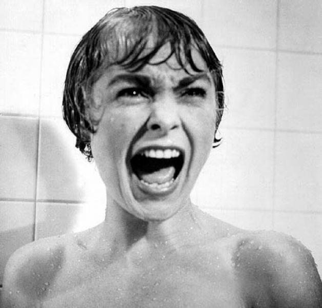 Gay women showering