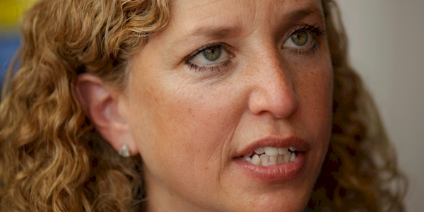 Former DNC Chair Rep. Debbie Wasserman Schultz, D-Fla.
