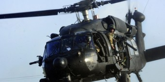 Seven Marines and four soldiers crashed while training aboard a Blackhawk helicopter at Eglin Air Force Base.
