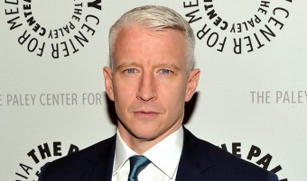 Anderson Cooper of CNN