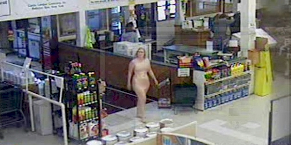 Nude convenience store