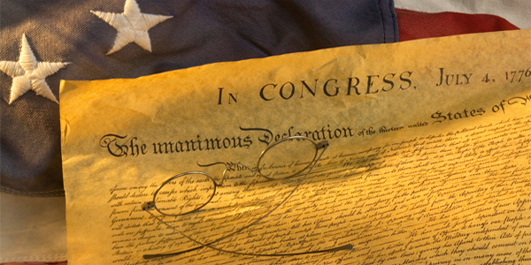 Facebook Apologizes After Labeling Declaration Of Independence 'Hate Speech'
