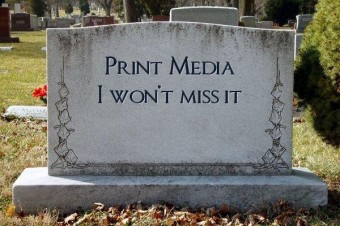 newspapers-dead-print-media-gravestone