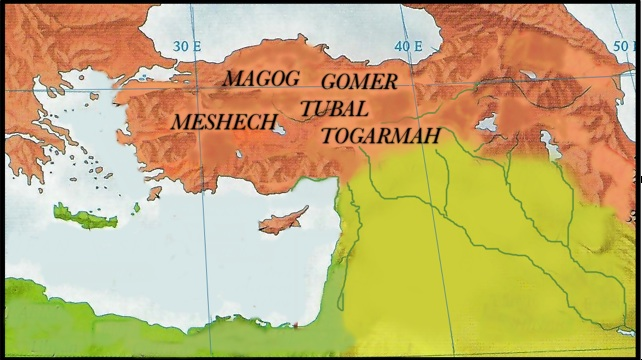 The truth about Gog and Magog - WND