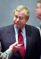 Former National Security Adviser Sandy Berger