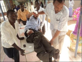 wounded of garissa kenya