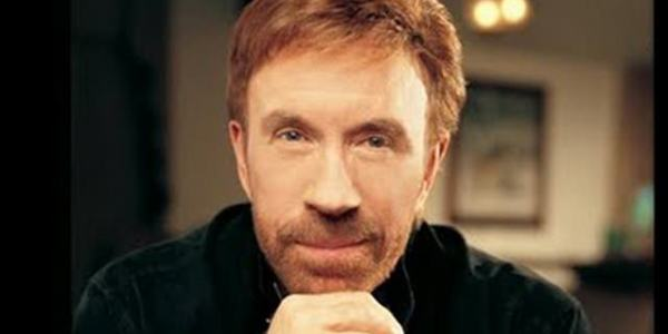 Chuck Norris takes on ...