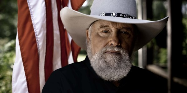 Music legend Charlie Daniels