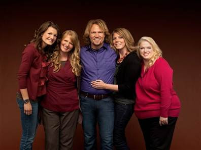 "Kody Brown and his wives, Meri, Christine, Robyn and Janelle, former cast of ""Sister Wives"" fled Utah for Las Vegas under the threat of prosecution for bigamy"