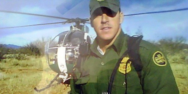 Border Patrol Agent Brian Terry was gunned down in a firefight with Mexican gang members at the Arizona-Mexico border in 2010.