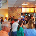 A Chick-fil-A franchise in Stuart, Fla., was packed with patrons on Aug. 1, 2012. (WND photo / Joe Kovacs)
