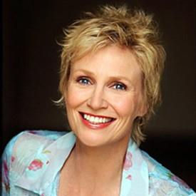 Actress Jane Lynch