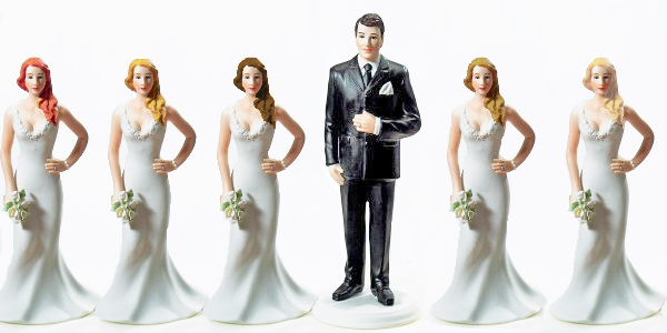 Gay marriage will lead to polygamy
