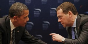 "President Obama caught on an open mic on March 26, 2012, reassuring Russian President Dmitry Medvedev he would have ""more flexibility"" after the U.S.presidential election"