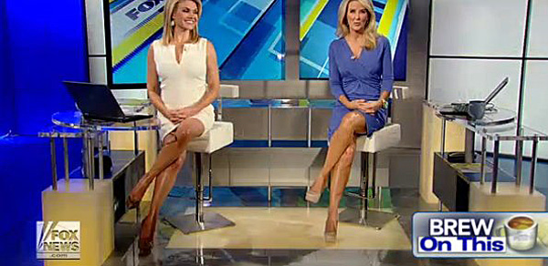 Female News Anchor Legs http://www.wnd.com/2012/09/cnn-anchor-takes-weird-shot-at-fox-news/