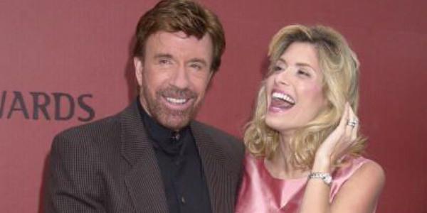 Chuck Norris Wife Name...
