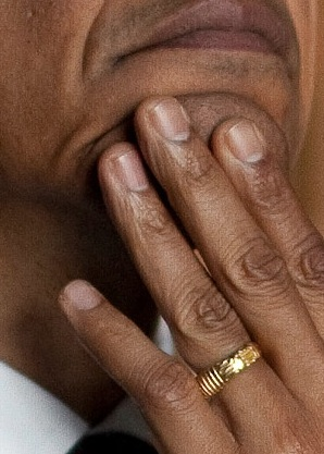 Closer look at Obama's Ring