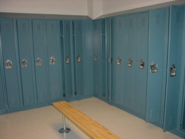 Camera Hidden In Girls' Locker Room