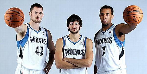 Minnesota Timberwolves Roster