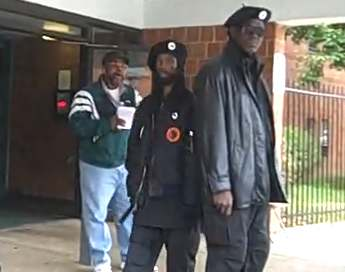 Election Day 2012 - New Black Panthers Back At Polling ... - photo#12