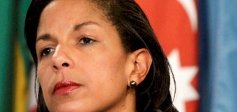 Former National Security Adviser Susan Rice