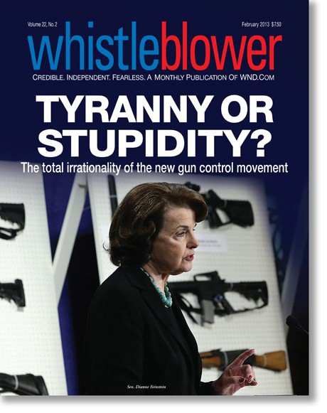 Gun Control and Tyranny?