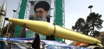 Iran is not only on the cusp of obtaining nuclear capability but also has advanced missile delivery systems.