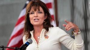 Former Gov. Sarah Palin, R-Alaska