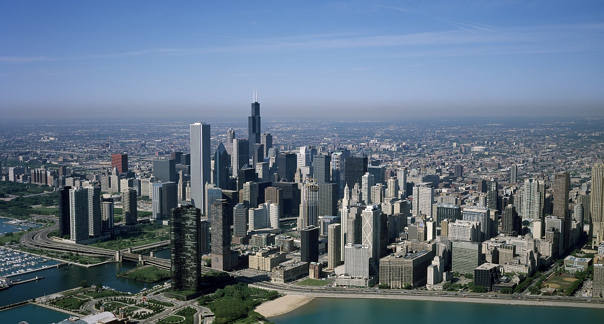 Chicago encourages Texans to leave state