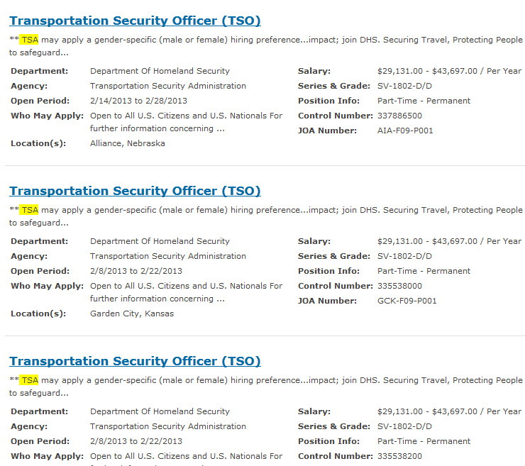 TSA employed convicted murderers, rapists, thieves - WND