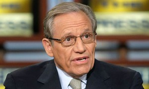 Washington Post reporter Bob Woodward